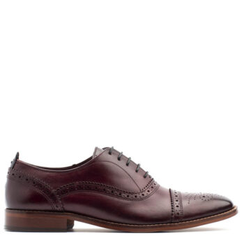BASE LONDON CAST WASHED BORDO