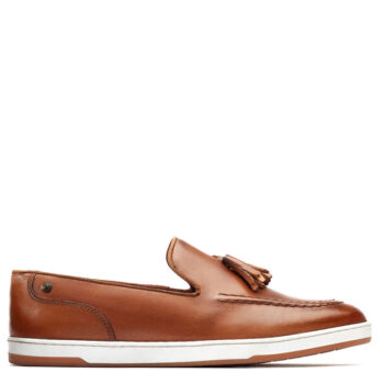 BASE LONDON POGO BURNISHED TAN